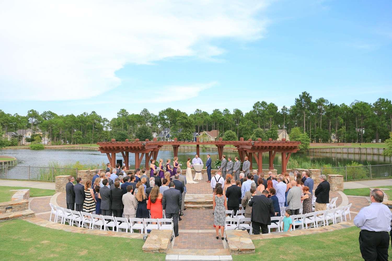 st james planation wedding