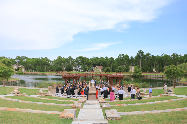 St James Plantation wedding photography