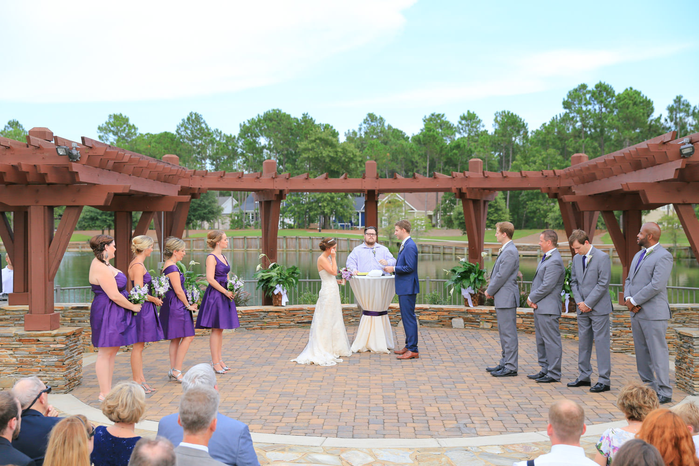St. James Plantation wedding photography