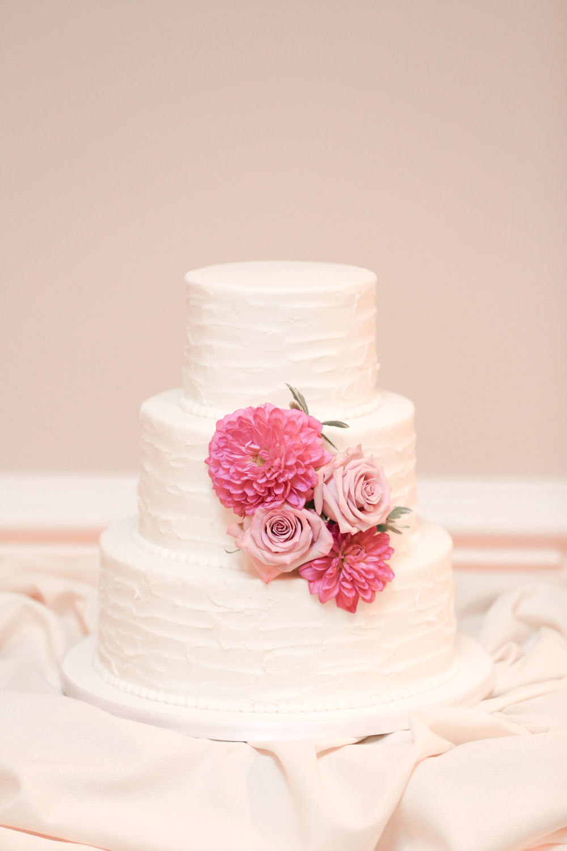 one belle bakery wedding cake
