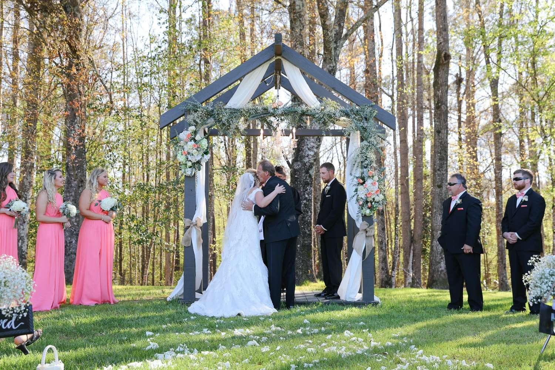wedding photography in wilmington