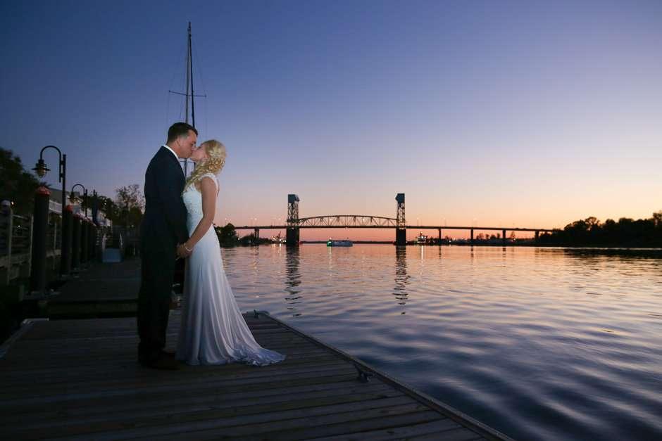 best wedding photography in wilmington