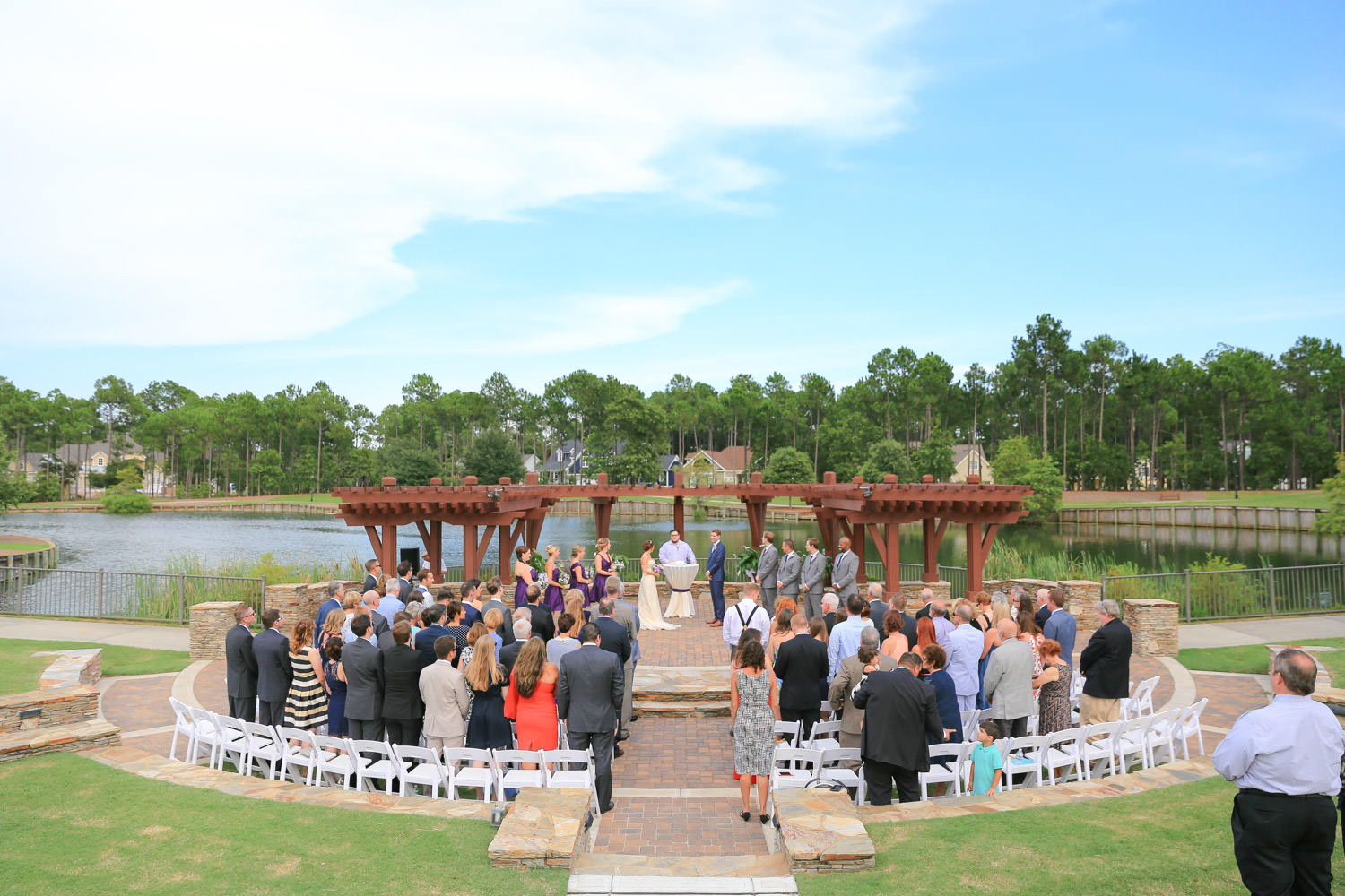st james planation wedding