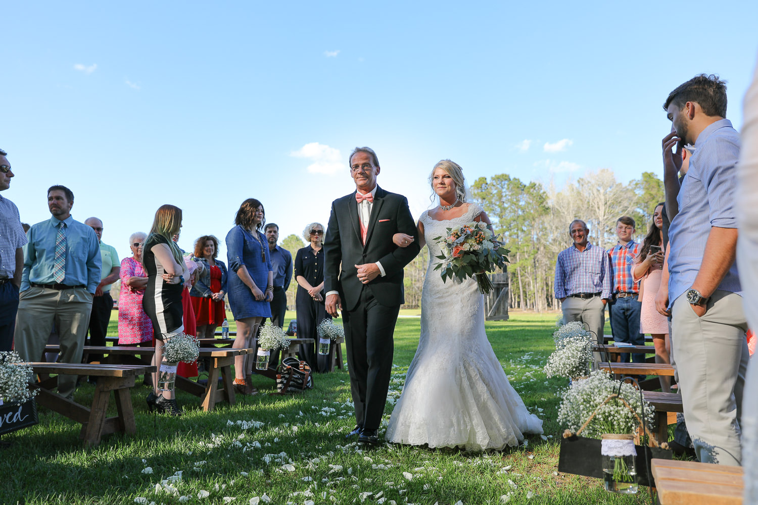 wedding photographer in wilmington north carolina