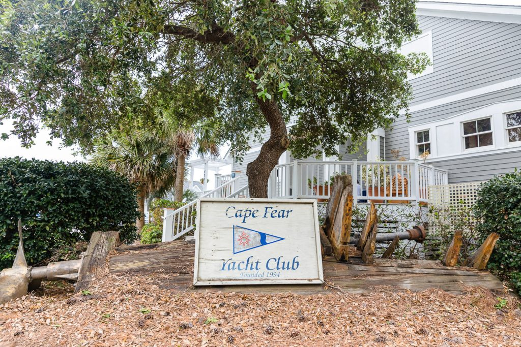cape fear yacht club