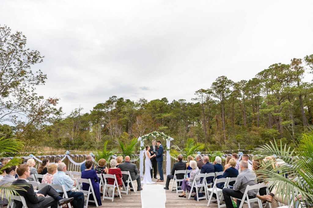 cape fear yacht club wedding