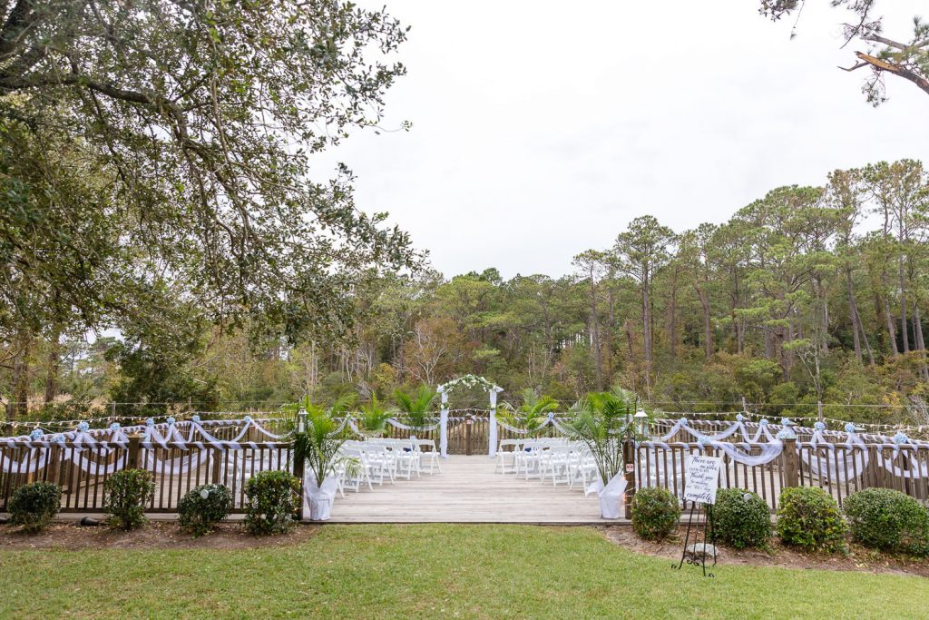 cape fear yacht club wedding venue